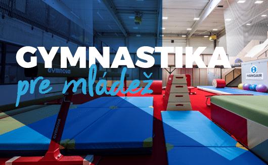 Gymnastika pre mládež