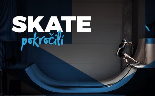 skateboarding pokrocili