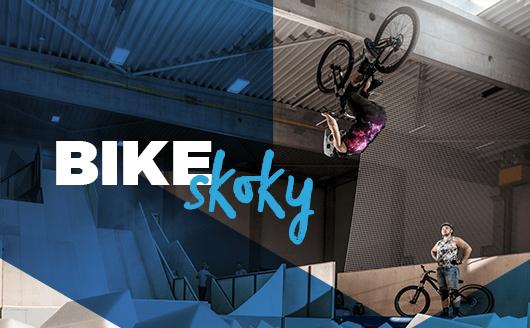bike skoky