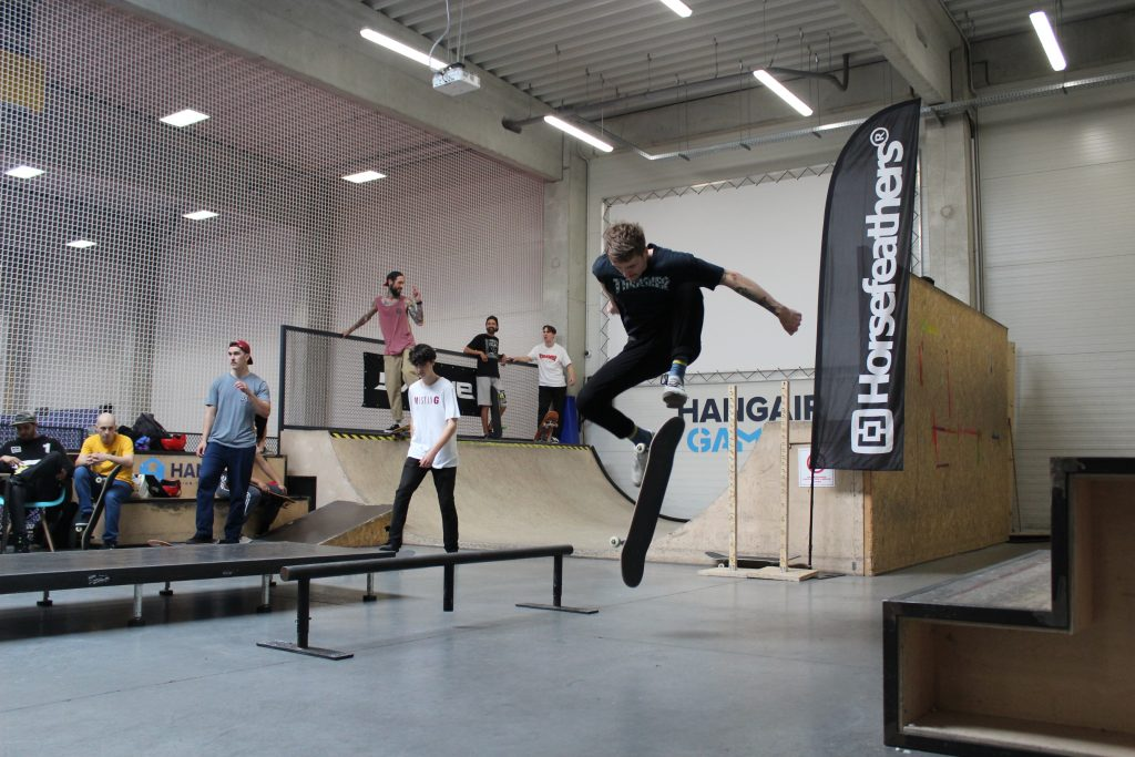 go skate day 2020 hangair