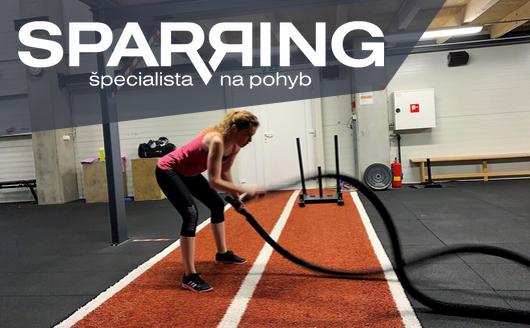 sparring trening